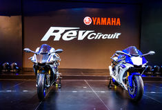 Yamaha R1m Royalty Free Stock Photos