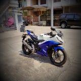 Yamaha r15 Stock Photography