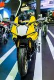 Yamaha R1 motorcycle Royalty Free Stock Photography
