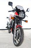 Yamaha rd125 Royalty Free Stock Photography