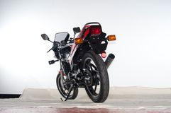 Yamaha rd125lc Royaltyfri Bild