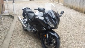 Yamaha rower Obraz Stock