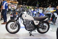 YAMAHA SR. NONTHABURI - DESEMBER 4 :YAMAHA SR motorcycle Stock Images
