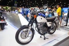 YAMAHA SR. NONTHABURI - DESEMBER 4 :YAMAHA SR motorcycle Royalty Free Stock Images