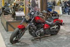 Yamaha Star motorcycles Royalty Free Stock Photos