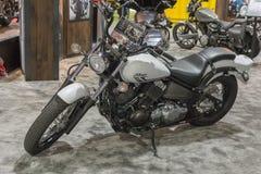Yamaha Star motorcycles Stock Images