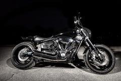 Yamaha-strijder royalty-vrije stock fotografie