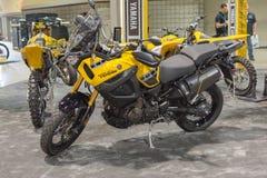 Yamaha Super Tenere Stock Images