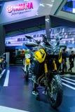 Yamaha Super Tenere motorcycle Stock Image