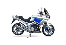 Yamaha TDM Stock Photo