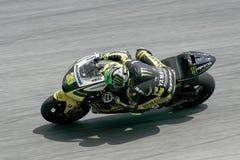 Yamaha Tech 3 Team rider Cal Crutchlow of UK Royalty Free Stock Photos