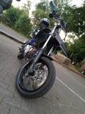 Yamaha wr125x immagini stock