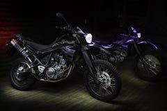 Yamaha Xt 660r & 600e Stock Image