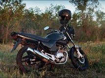 Yamaha YBR125 Fotografia Stock