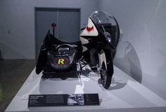 1966 Yamaha yds-3 Batcycle Στοκ Εικόνες
