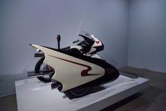 1966 Yamaha yds-3 Batcycle Stock Afbeeldingen
