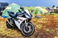 Yamaha yzf-R1 Στοκ Φωτογραφίες