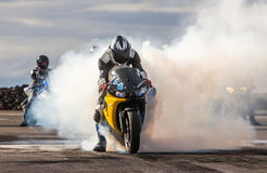 Yamaha YZF-R6 Stock Photography