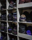 Yamaka judío del Yarmulke de Kipa Imagen de archivo libre de regalías