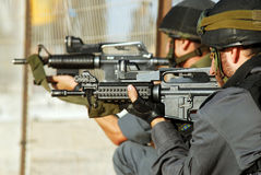 Free Yamam - Israel Special Central Unit Royalty Free Stock Images - 32307649
