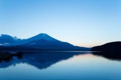 yamanaka mt озера fuji стоковые фото