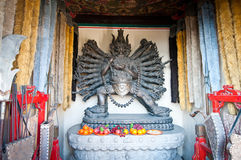 Yamantaka Royalty Free Stock Image