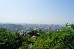 Yamashita Cityï ¼ ˆThousand Buddha Parkï ¼ Halny ‰ zdjęcia stock