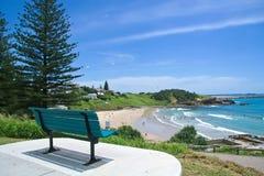 Yamba Beach Northern New South Wales Australia Royalty Free Stock Photos