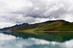 Yamdrok Lake Royalty Free Stock Photos