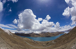 Yamdrok Lake Royalty Free Stock Images