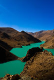 Yamdrok Lake of Tibet Royalty Free Stock Image