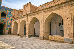 Yame mosque architecture Royalty Free Stock Image