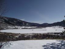 Yampa dolina Obrazy Stock