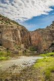 Yampa-Flussschlucht Stockbilder