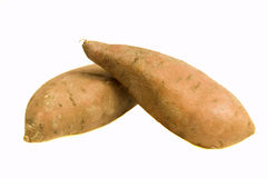 Yams Royalty Free Stock Photo