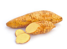 Yams or Sweet Potatoes Royalty Free Stock Images