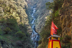 Yamunotri Temple Stock Photography