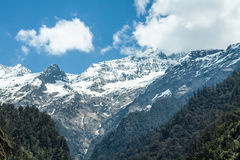 Yamunotri Valley Royalty Free Stock Image