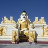 Nyaungshwe Buddha - Myanmar (Burma) Royalty Free Stock Photography