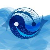 Yan yi symbol Stock Photography