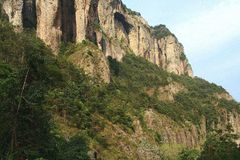 Yandang Mountain,Wenzhou,Jhejiang,China Stock Photo