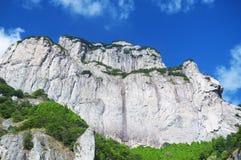 Yandangshan-Landschaft China Stockfoto