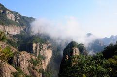 Yandangshan Mountains Royalty Free Stock Photos