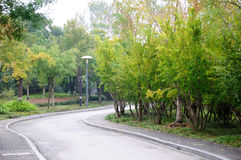 Yandu park scenery Royalty Free Stock Images