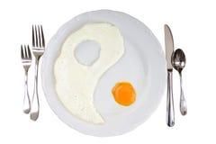 In Yang egg Royalty Free Stock Photos
