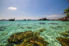 Yang island, Koh Yang, Satun province Thailand Stock Photography