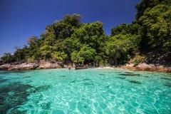 Yang island, Koh Yang, Satun province Thailand Stock Photo