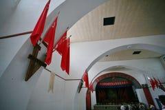 Yang Jialing Yanan arkivbilder