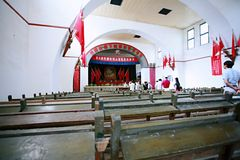 Yang Jialing Yanan royaltyfri fotografi