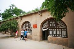 Yang Jialing Yanan royaltyfri foto